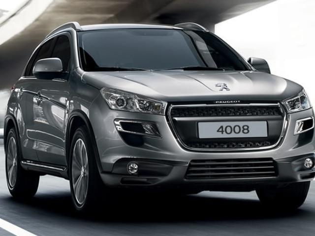 Peugeot 4008 SUV