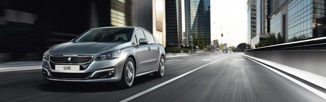 Peugeot 508 stop and start