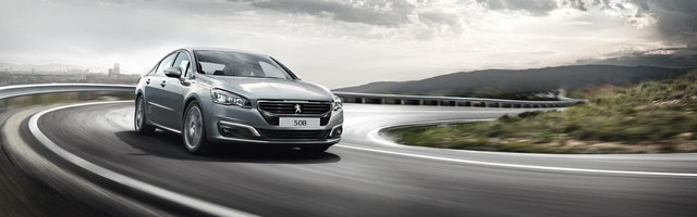 Peugeot 508 stability